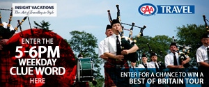 Best of Britain 5-6pm Hour Rotator