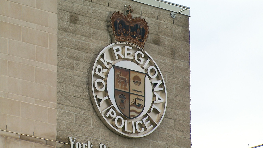 Impaired driver pulls into police headquarters parking lot in Vaughan