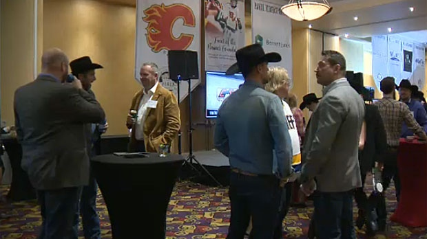 The Calgary Flames are holding their annual charity poker tournament Wednesday at Cowboys Casino. (File)