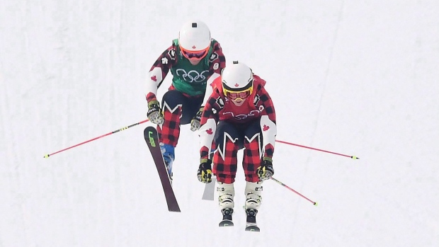 Canada's Brittany Phelan wins silver medal in skicross World Cup
