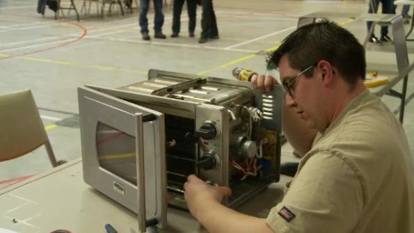 Prince Albert Hosts First Ever Repair Caf 233 Ctv News