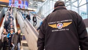 Bombardier Aerospace employees