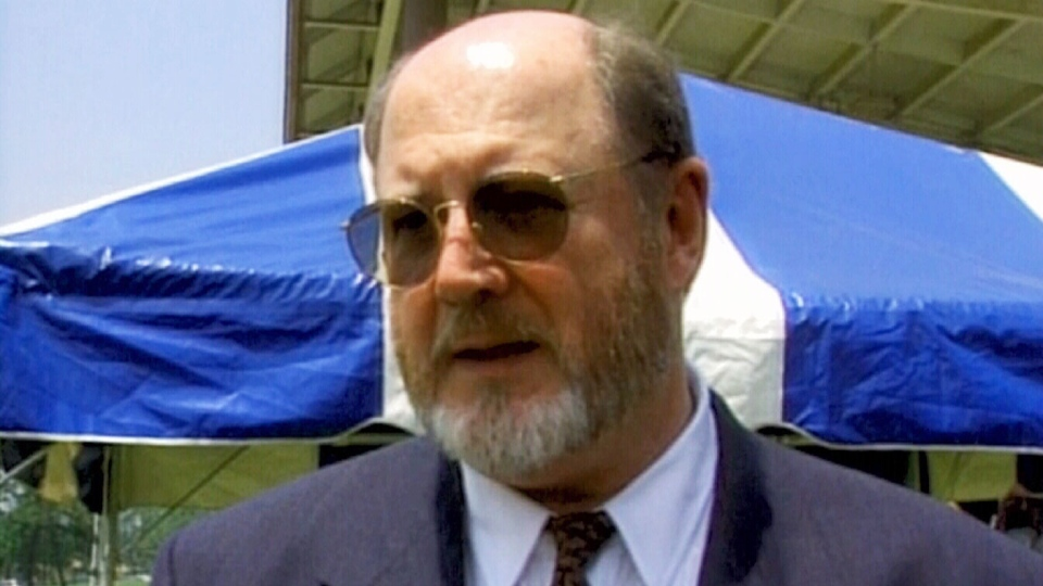 "David Ogden Stiers, a prolific actor best known for his role as Maj. Charles Winchester III on ""M.A.S.H."", is seen in this image taken from video. Stiers' agent confirmed his death Saturday night."