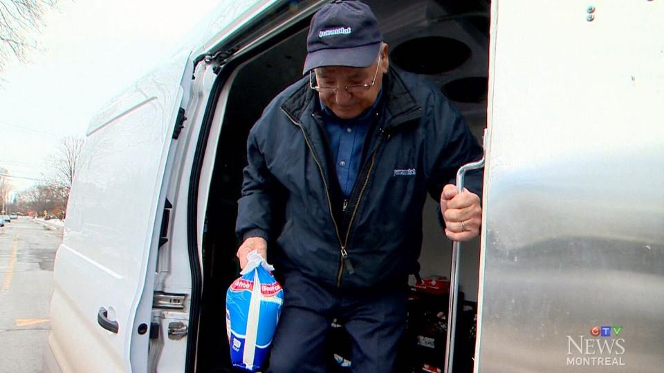 Arnaldo de Castri, 82, just isn't ready to retire.