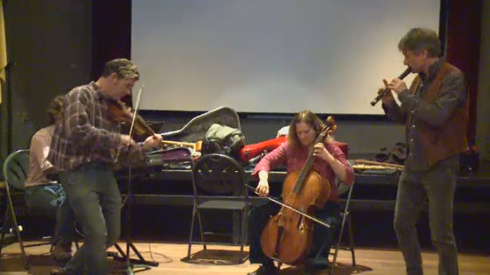 Cecilian Chamber Series put on their first ever concert for kids in the autism spectrum