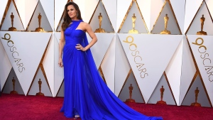Jennifer Garner arrives at the Oscars on Sunday, March 4, 2018, at the Dolby Theatre in Los Angeles. (Photo by Jordan Strauss/Invision/AP)