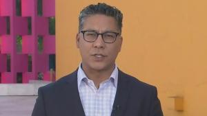 CTV News Channel: Freeland arrives to talk tariffs