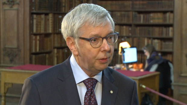 Canadian scholar first non-Briton to lead Cambridge University in 800 years