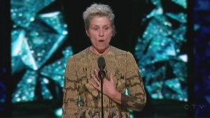 Extended: Frances McDormand wins best actress