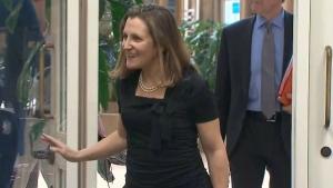 CTV National News: Tariffs overshadow NAFTA