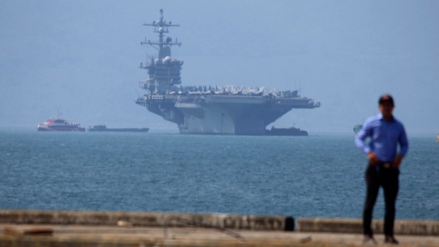 US carrier visit: Hanoi seeks to pacify Beijing
