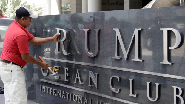 Judge, police help oust Trump Hotel from Panama property