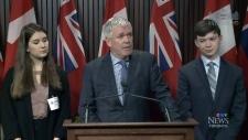 Ontario Liberal MPP Arthur Potts