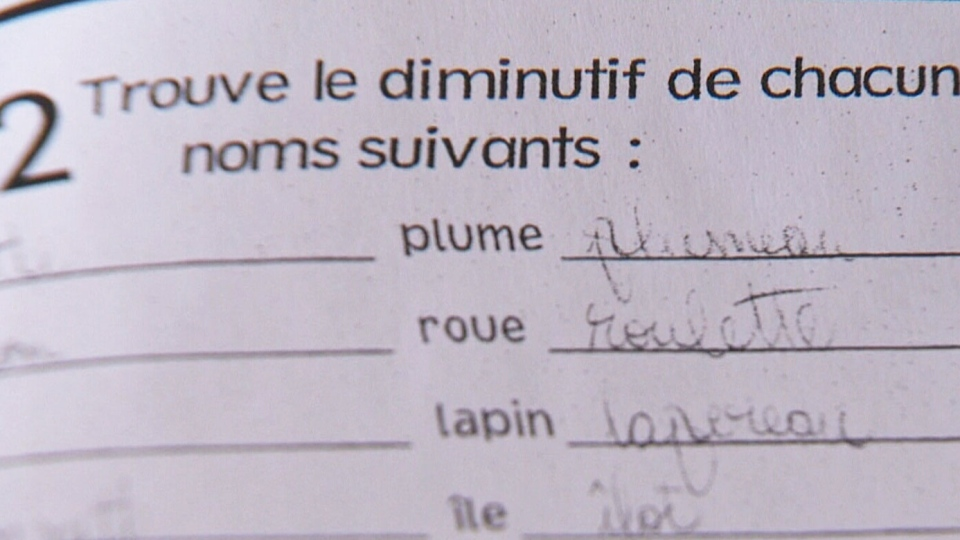 Educators in Quebec under fire
