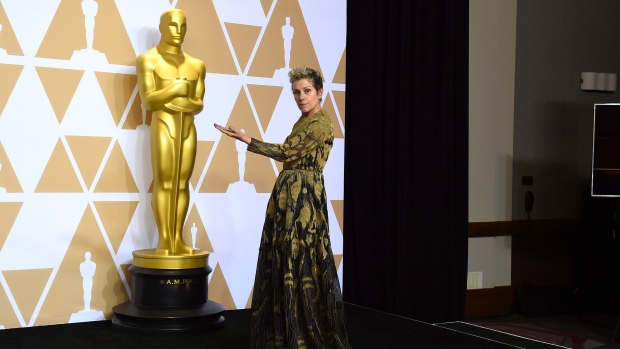 What is an inclusion rider? Frances McDormand's acceptance speech leaves viewers stumped