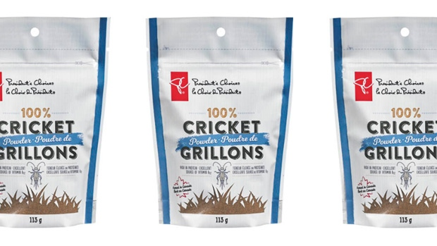 PC 100 per cent Cricket Powder product image (source: presidentschoice.ca)
