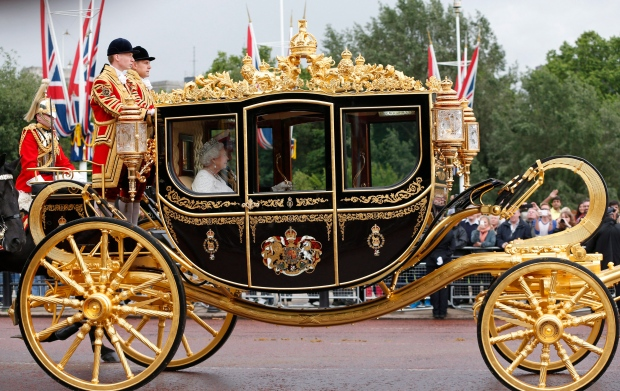 Diamond Jubilee Coach
