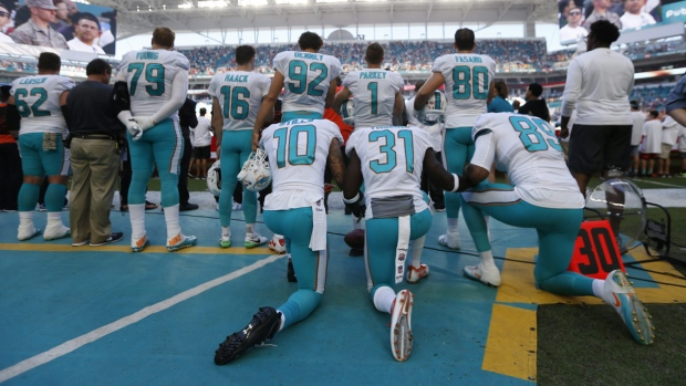 Dolphins Owner Says His Players Will Stand During National Anthem