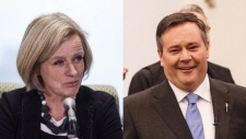 Notley and Kenney