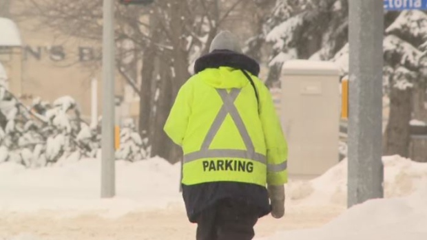 Toss those tickets: Regina, Moose Jaw throw out parking violations during storm