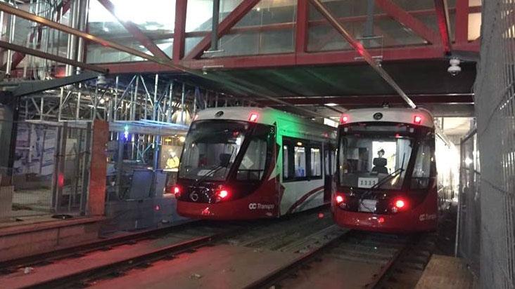 Ottawa's LRT update