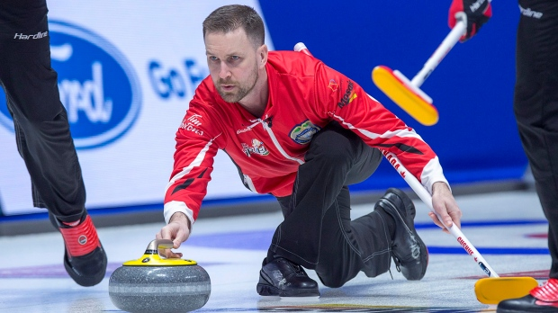 Kelowna foursome earns first win at Brier