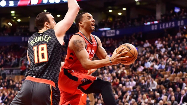 Raptors become first team to clinch playoff spot with win over Pistons