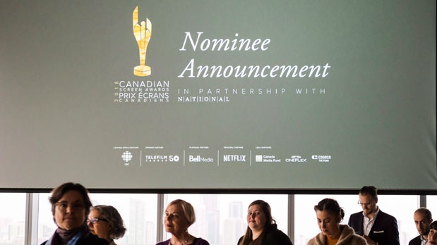 2018 Canadian Screen Awards