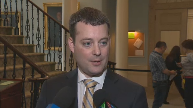 Nova Scotia Health Minister Randy Delorey says government is looking for more international physicians and creating recruitment incentives.