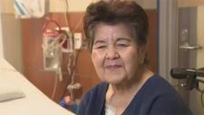 Kidney patient