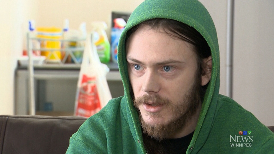 Winnipeg resident Matthew Cowap says he shouldn't have to pay a $23,000 water bill.