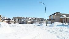 Regina snow death