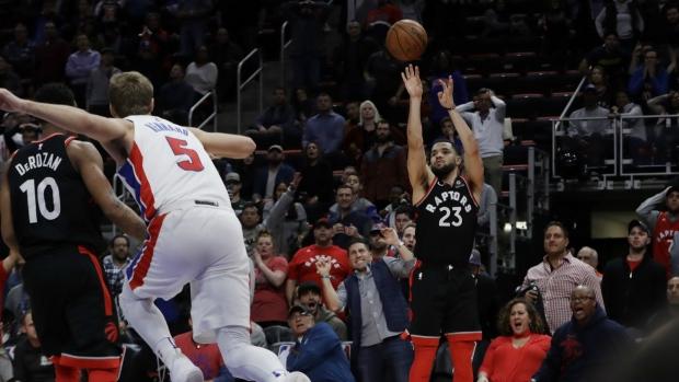Raptors clinch playoff berth