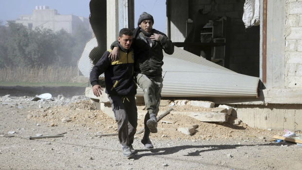 Ceasefire in Syrian suburb ends