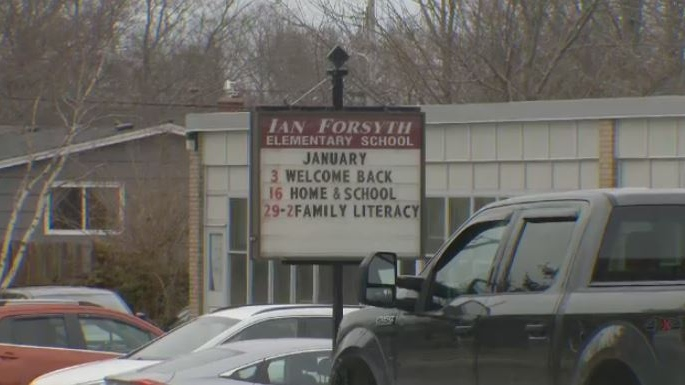 Police are investigating a report of threats towards three Halifax-area schools, including Ian Forsyth Elementary School in Dartmouth.