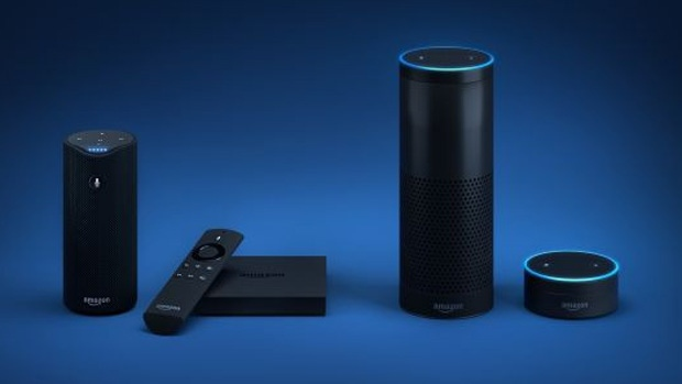 The Alexa family of products from Amazon. (Amazon)
