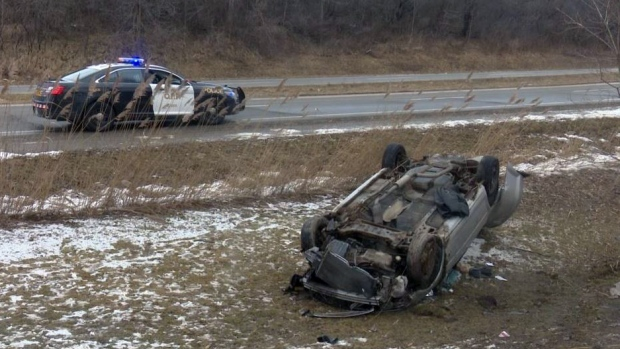 Cainsville rollover