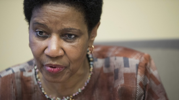 Phumzile Mlambo-Ngcuka in New York