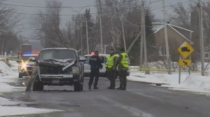 St-Isidore crash