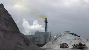 Portlands Energy Centre in Toronto