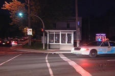 Kim Ngu Lieu, 67, was brutally beaten at this bus stop in Montreal North on Sunday, May 17, 2009. She died in hospital three days later.