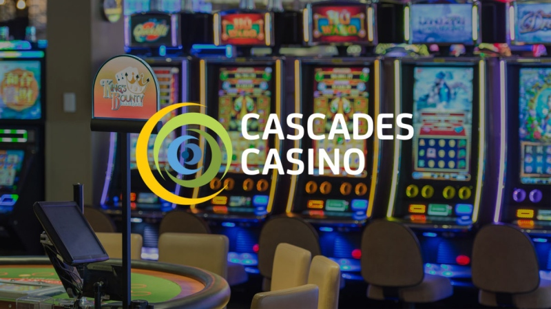 Cascades Casino photo supplied by Gateway Casinos and Entertainment, March 8, 2018.