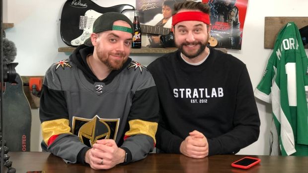 The Justin and Greg Show