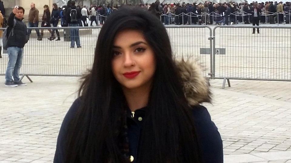 Ayesha Riaz (Ahmad Saleem/GoFundMe)