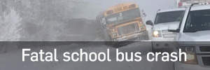 Fatal School Bus Crash