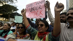 Pakistan blasphemy law stirs concern
