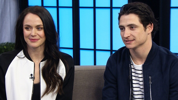 Tessa Virtue and Scott Moir on life after the Olympics, what's next