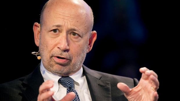 Goldman CEO Blankfein to step down as soon as year-end