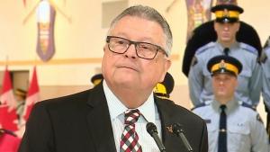 Minister Goodale