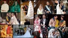 As the wedding of Prince Harry and Meghan Markle fast approaches, CTVNews.ca takes a look back at pomp and pageantry of royal wedding ceremonies from around the world.